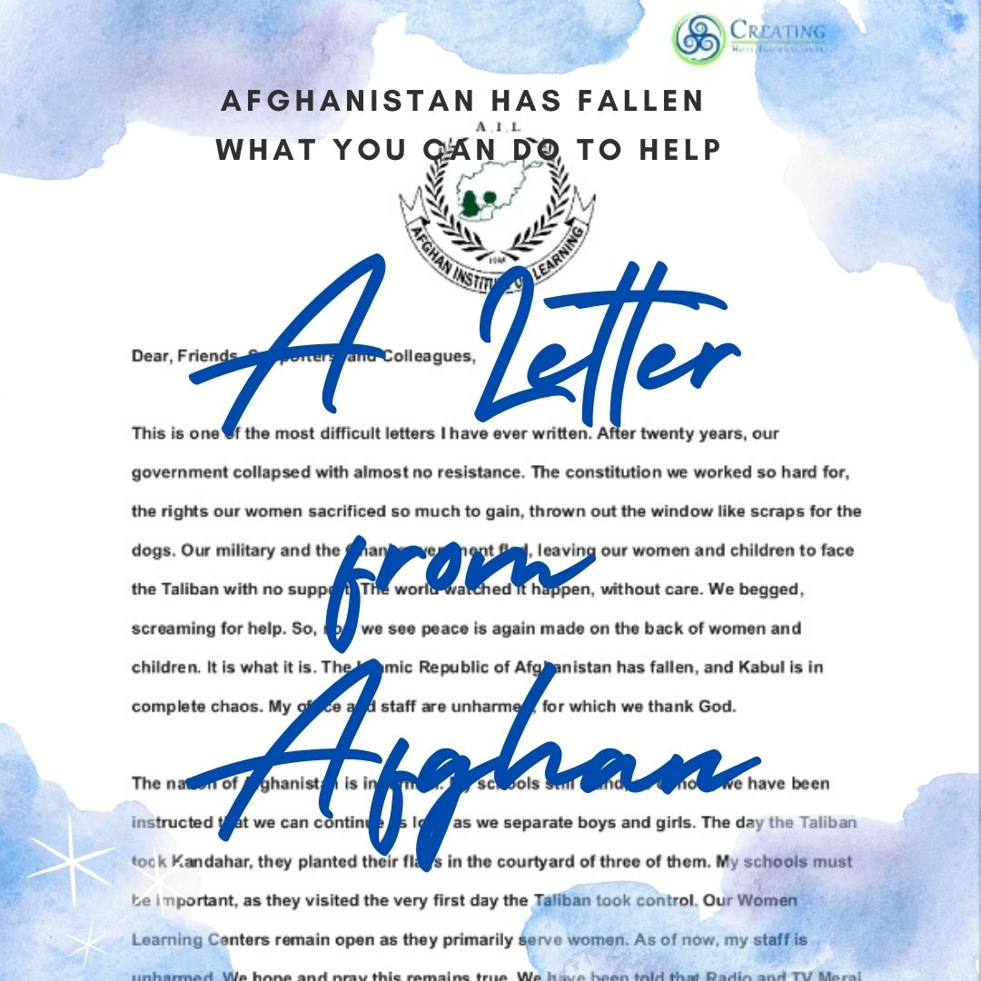 A Letter from Afghanistan 썸네일